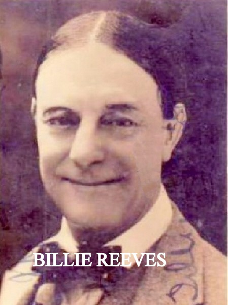 BILLIE REEVES