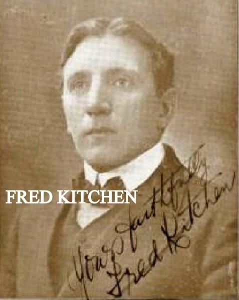 <b>FRED KITCHEN</b> - fredkitchen