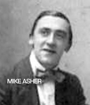 MIKE ASHER KARNO COMEDIAN